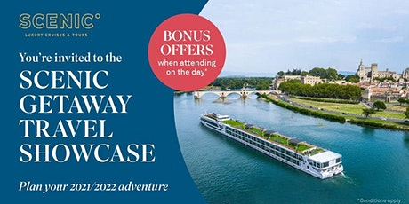 Scenic Getaway Travel Showcase  tickets