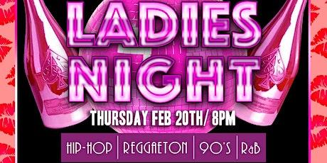 LADIES NIGHT POMONA tickets