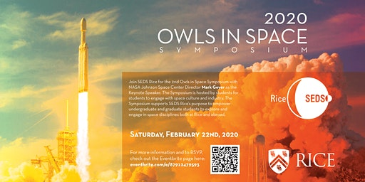 Owls in Space Symposium