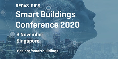 REDAS-RICS Smart Buildings Conference 2020 (Singapore) tickets