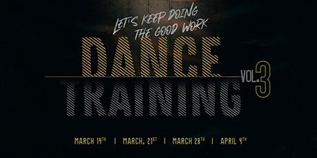 Dance Training Vol.3 tickets