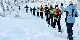 Women Who Explore Southern Utah - Snow Shoeing