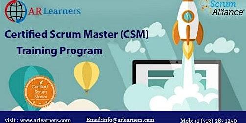 CSM Certification Training in Salt Lake City,UT,USA
