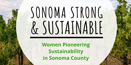 Sonoma Strong & Sustainable Panel & Mixer