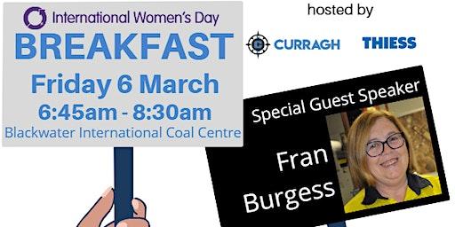International Women's Day Breakfast 2020 #eachforequal