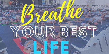 Breathe Your Best Life - Ongoing Breathing Sessions tickets