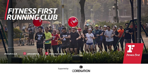 Fitness First Sunday Run supported by Corenation