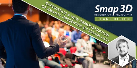 Smap3D Live Demo Evening in Brisbane (including drinks & networking) tickets