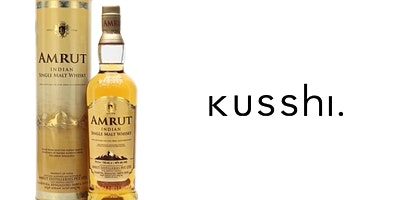 Complimentary Amrut Whiskey Tasting Pike & Rose Limited
