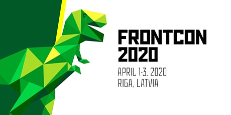 FrontCon 2020 tickets
