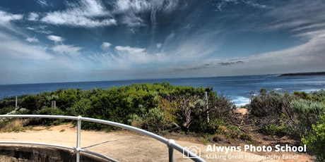 """Photography Course 16-Seascape and """"Castle""""  Photography 2-Point Nepean tickets"""