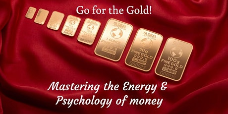 Mastering the Energy and Psychology of Money tickets