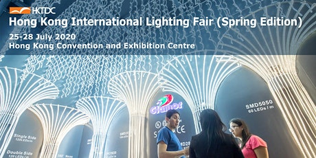HKTDC Hong Kong International Lighting Fair (Spring Edition) tickets