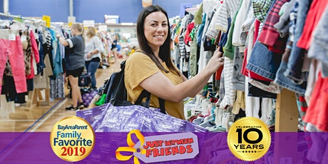 Prime Time Shopping | JBF in San Mateo ($15) tickets