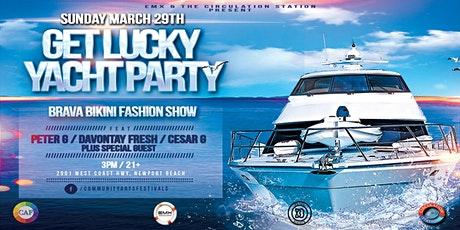 Get Lucky Yacht Party (Newport Beach) tickets