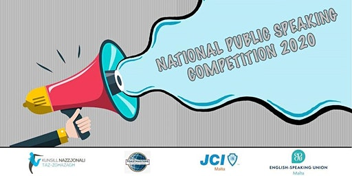 National Public Speaking Competition 2020