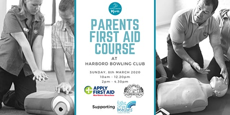 Parents First Aid Course tickets