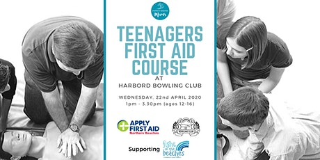 Teenagers First Aid Course tickets