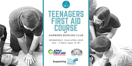 Teenagers First Aid Course