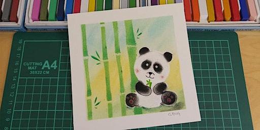 Japanese Pastel Nagomi Art Workshop (for children aged 5-12 years)