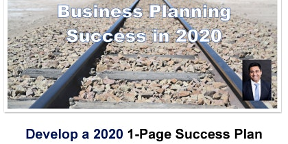 Business Planning Succes in 2020