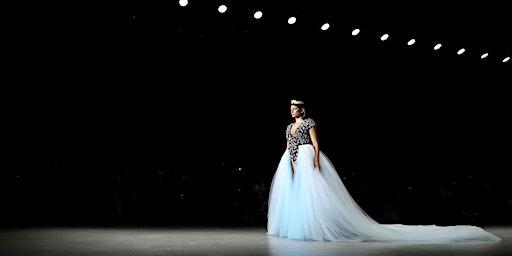 Aqua Blu Runway at Mercedes-Benz Fashion Week Australia