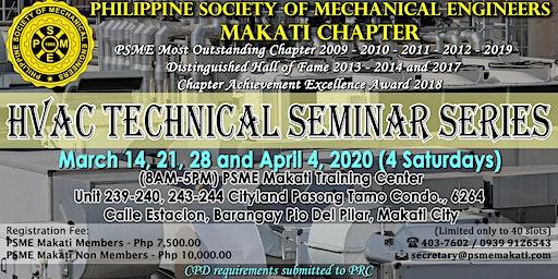 PSME Makati HVAC Technical Seminar Series