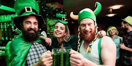 ST. Patricks DAY em Bragança |Chopp Verde ♣ Decoração Tematica ingressos