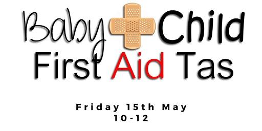 Baby & Child First Aid Tas at Kingston Library