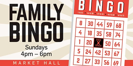 Family Bingo 2/23 tickets