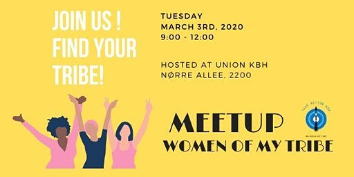 Women Of My Tribe - Meetup