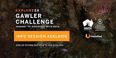 ExploreSA: The Gawler Challenge - Info Session Adelaide tickets