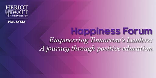 Empowering Tomorrow's Leaders: A journey through positive education