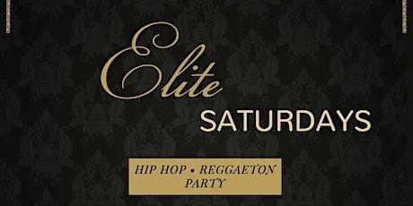 Elite Saturdays: Hip Hop • Reggaeton Party tickets