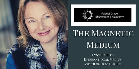 The Magnetic Medium with Cynthia Rose tickets