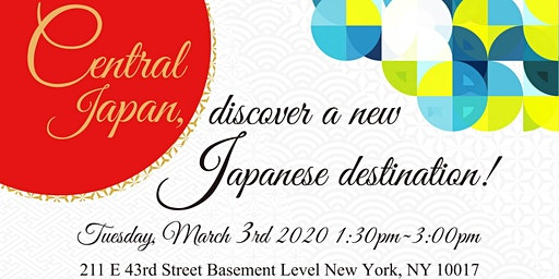 Central Japan, Discover A New Japanese Destination!