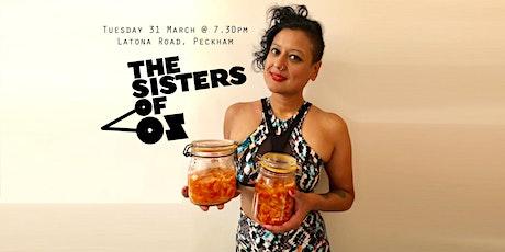 Vegan Kimchi Fermentation Workshop in Peckham @ The Sisters of Oz tickets