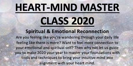 Heart-Mind Master Class 2020 tickets