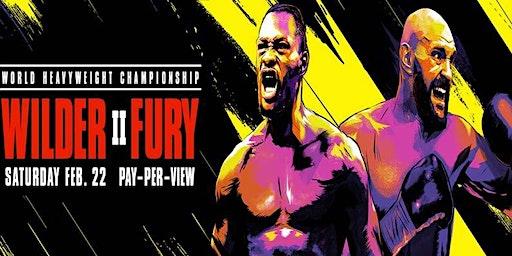 Wilder-Fury II Heavyweight Championship