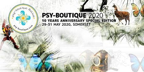 Psy-boutique 2020 tickets