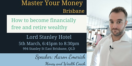 Master Your Money [Live] #01 tickets
