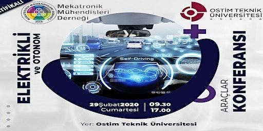 Elektrikli ve Otonom araçlar konferansı