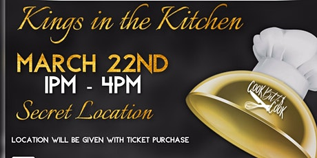 Kings in the Kitchen tickets