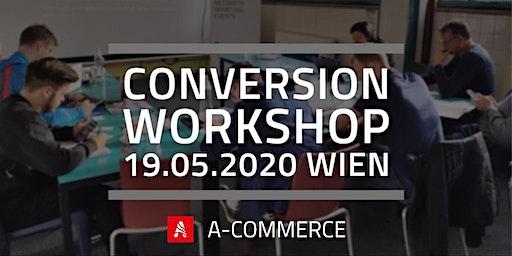 Conversion Workshop Wien