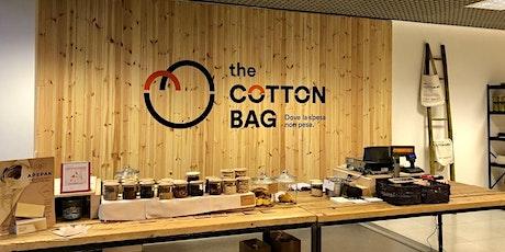 The Cotton Bag : conosciamo gli ideatori e il loro progetto! tickets