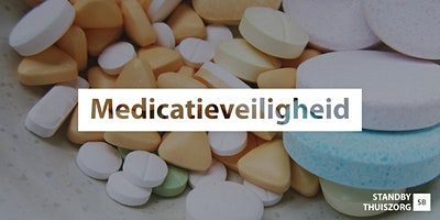 Evenement Workshop medicatieveiligheid