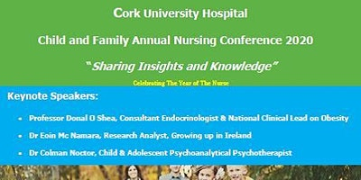 """Child and Family Nursing Conference """"Sharing Insights and Knowledge"""""""