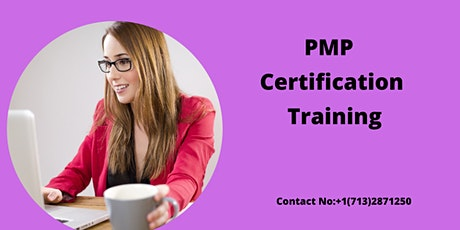 PMP Certification Training in Bangor, ME tickets