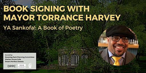 Book Signing - Mayor Torrance Harvey