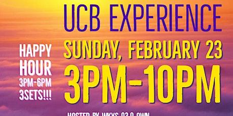 UCB Live!!! #SexyLadySundays Day Party (FREE B4 530pm w/ RSVP) tickets